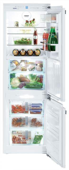 Liebherr ICBN3376 Fridge Freezer