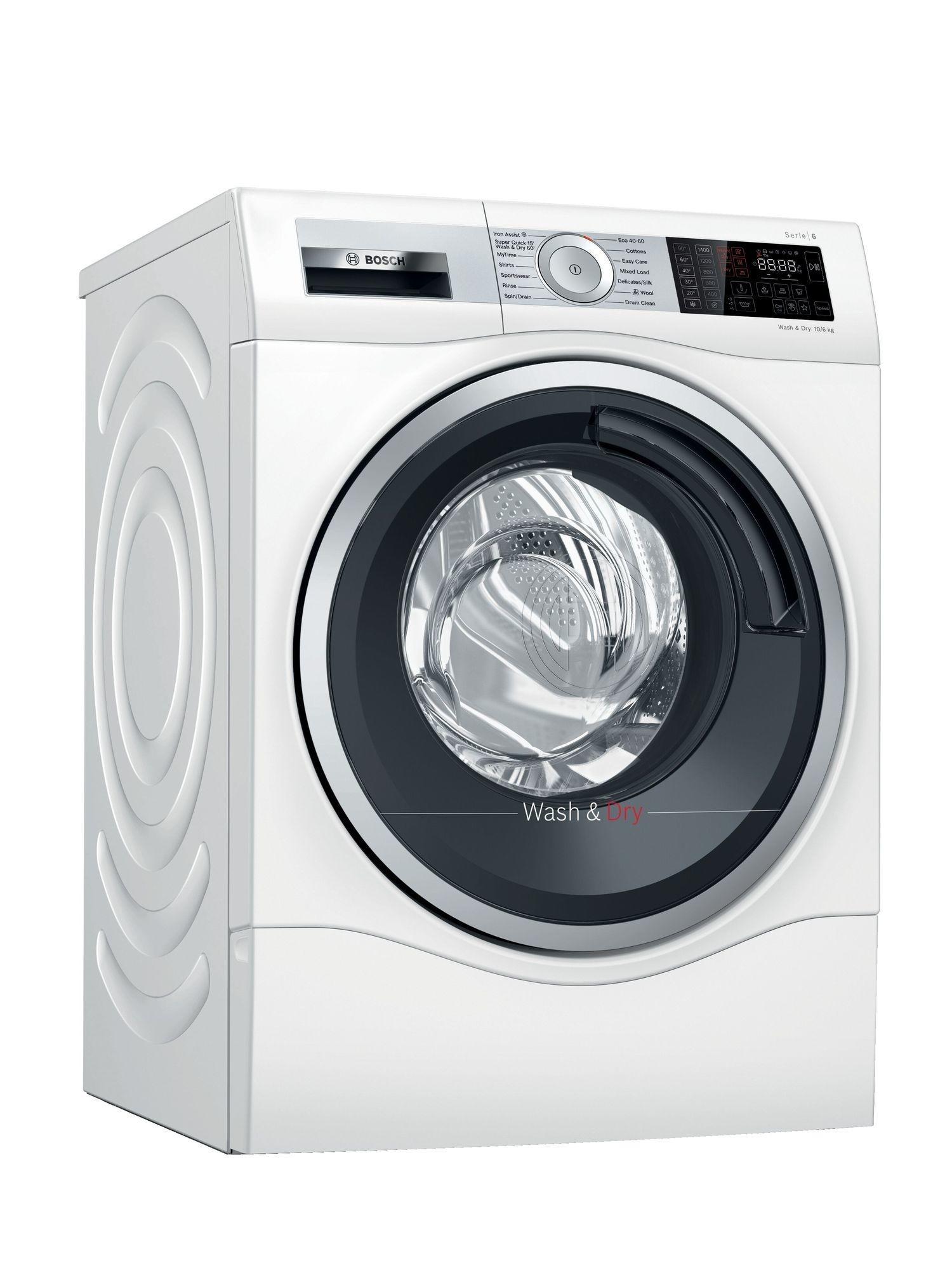 Bosch WDU28561GB 10kg/6kg 1400kg Washer-Dryer