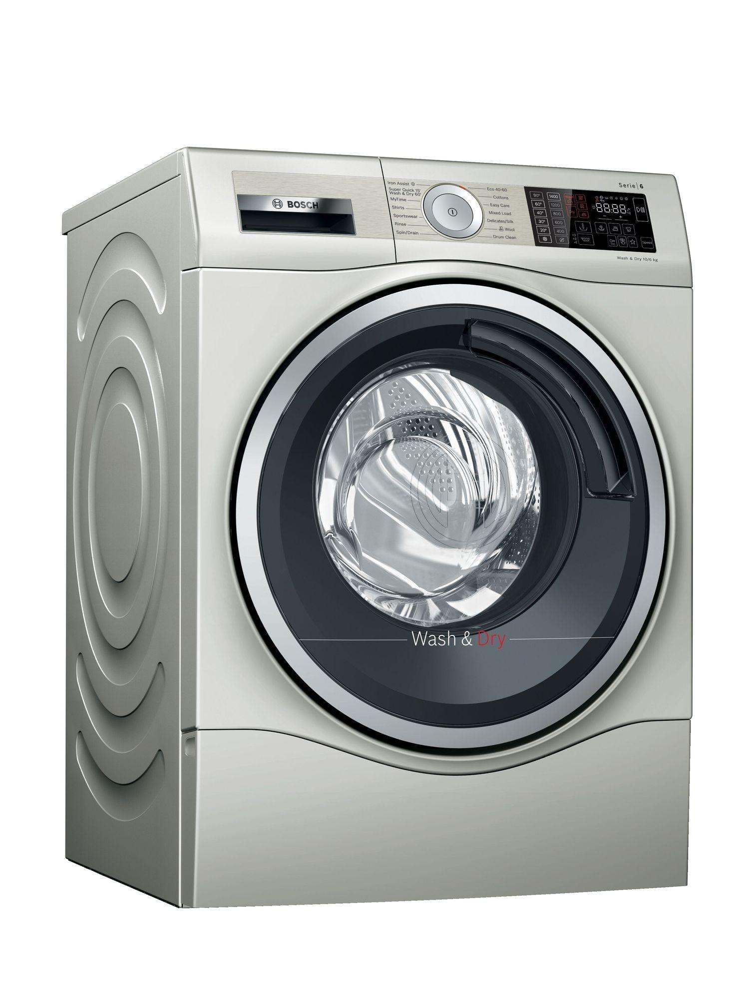 Bosch WDU28569GB 10kg/6kg 1400kg Washer-Dryer