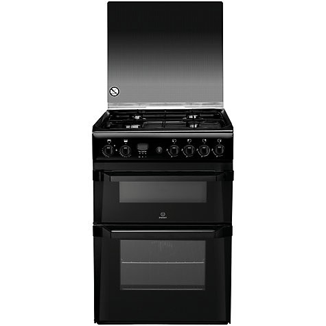 Indesit ID60G2K Gas Cooker