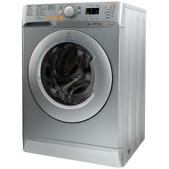 Indesit XWDE751480XS 7kg/5kg 1400rpm Washer-Dryer