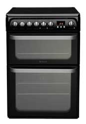 Hotpoint HUE61KS Electric Cooker