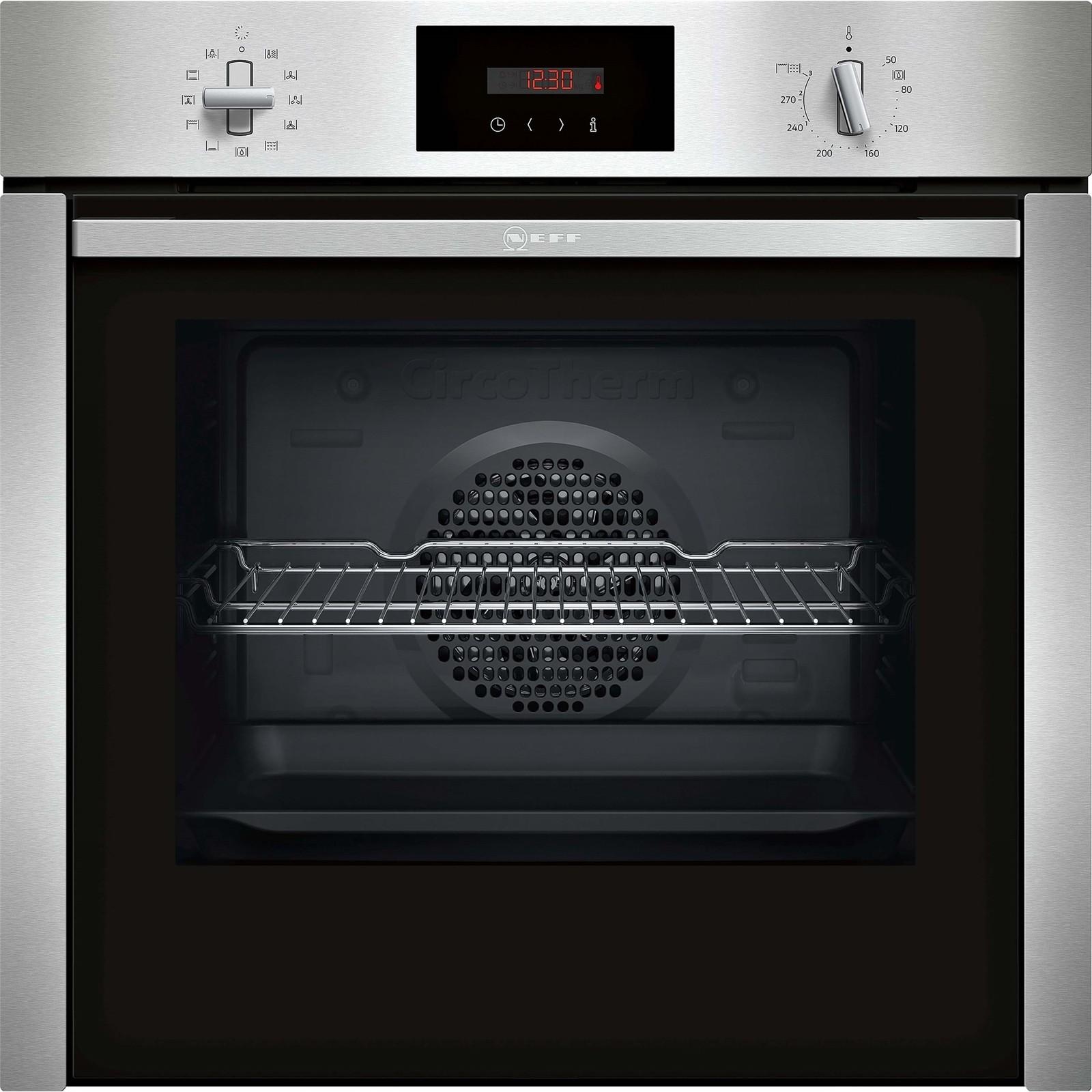 NEFF B6CCG7AN0B Single Oven