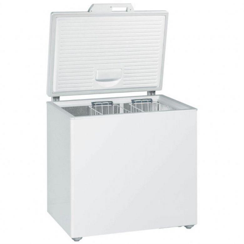 Liebherr GT2632 Freezer