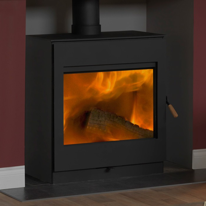 Burley 9312 Bosworth Firecube Wood Burning Stove