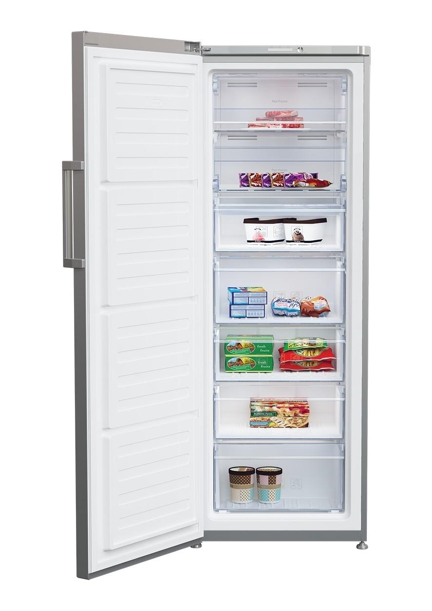Beko FFP1671W Freestanding Tall Frost Free Freezer