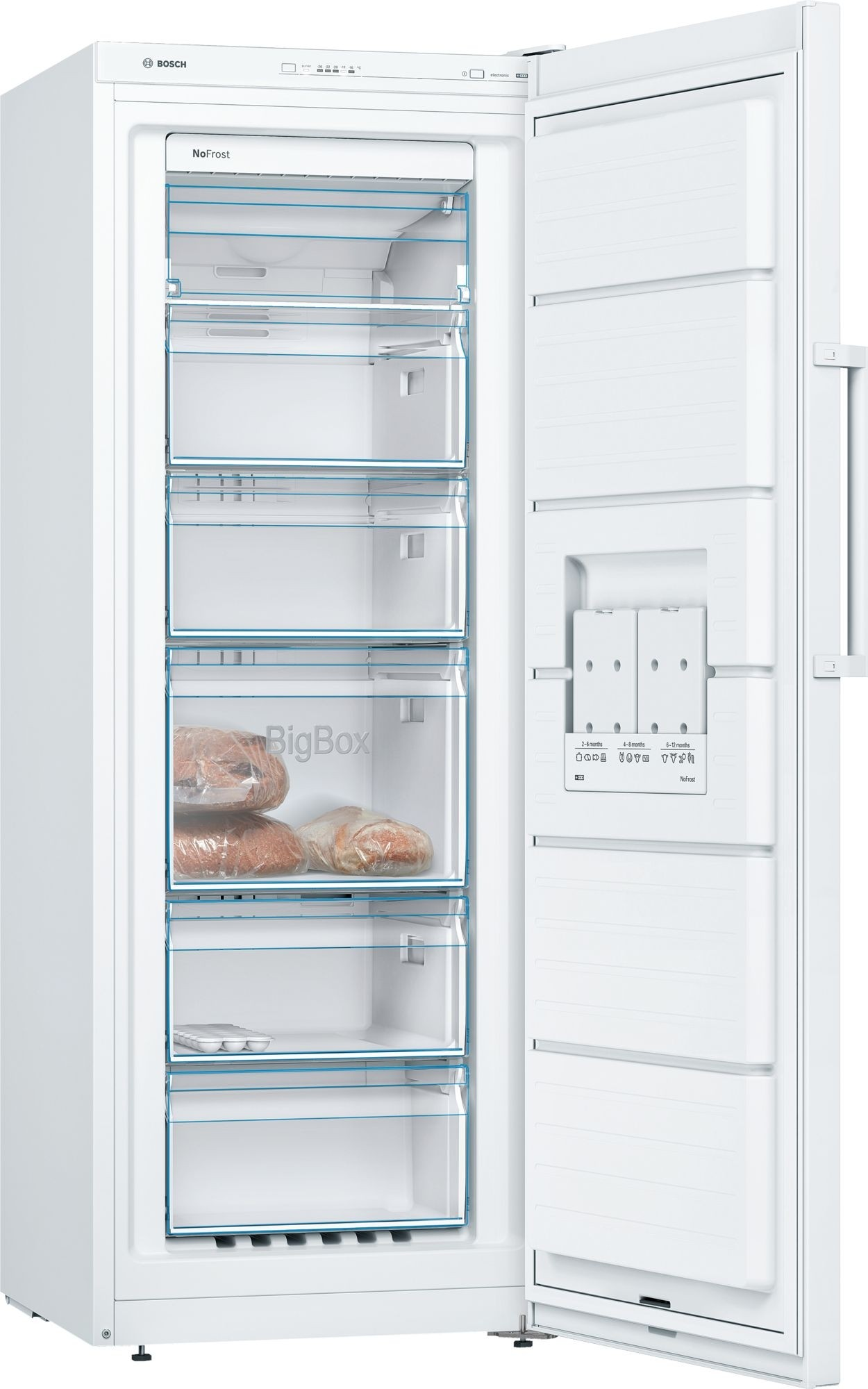 Bosch GSN29VW3VG Freezer
