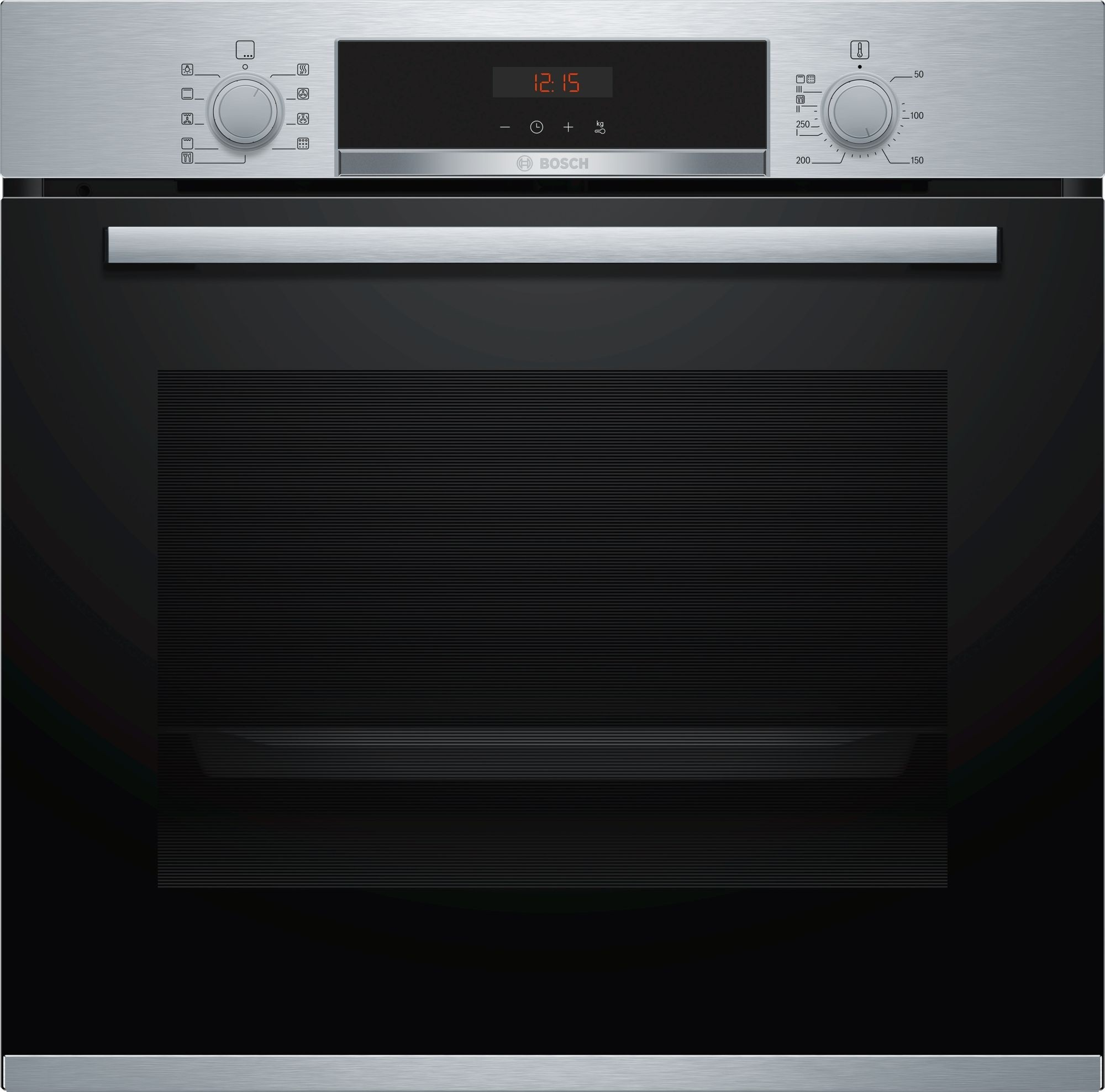 Bosch HBS573BS0B Single Oven 5 year guarantee