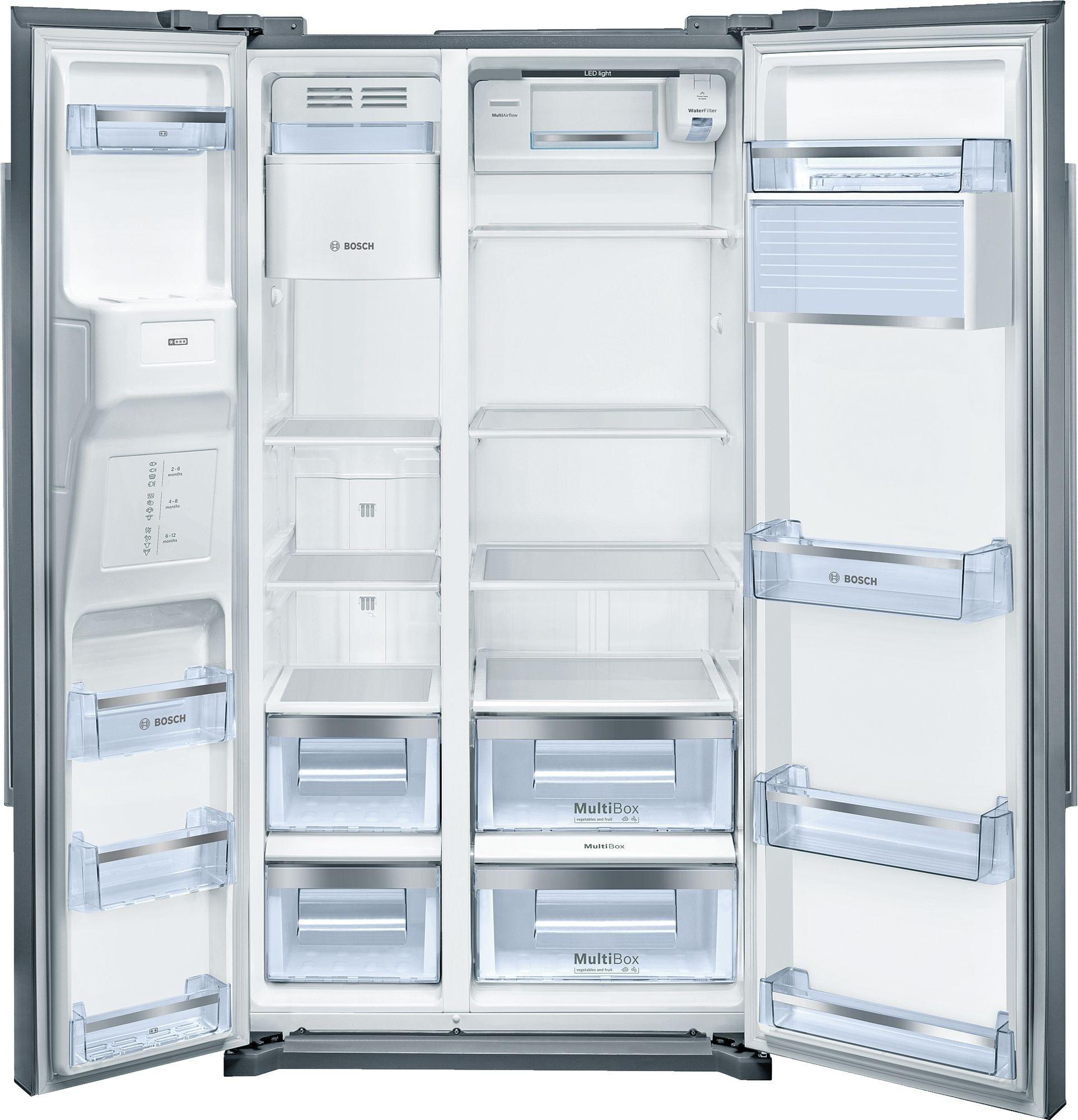 Bosch KAD90VB20G Fridge Freezer
