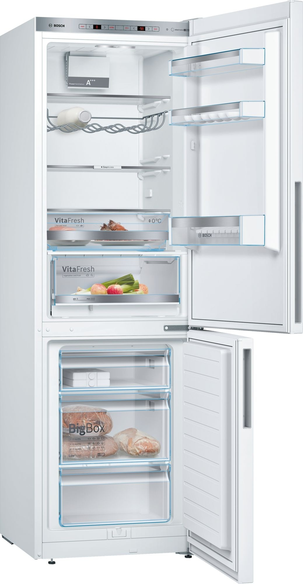 Bosch KGE36AWCA Fridge Freezer