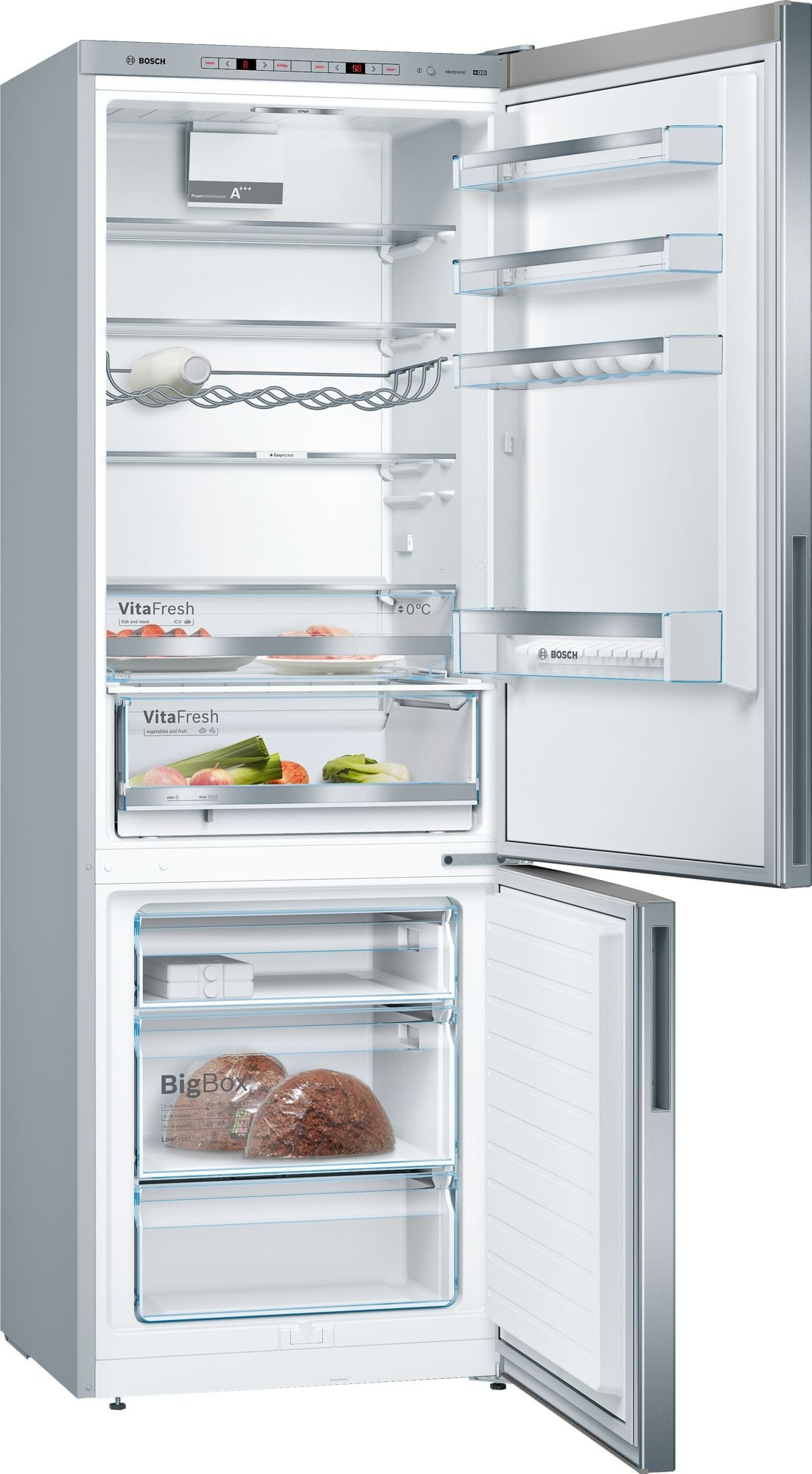 Bosch KGE49VI4AG Fridge Freezer