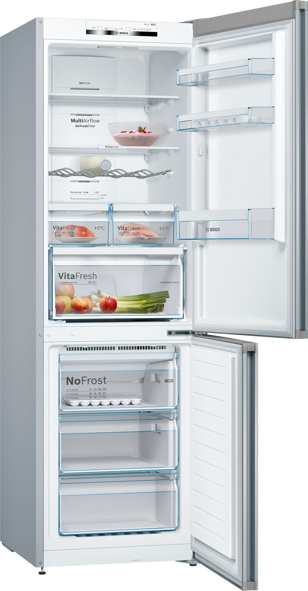Bosch KGN36IJ3AG Fridge Freezer
