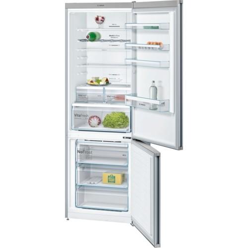 Bosch KGN49XLEA Fridge Freezer 70cm wide 70cm deep