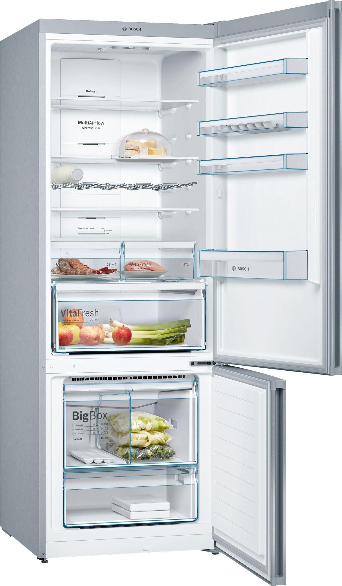 Bosch KGN5XLEA Fridge Freezer