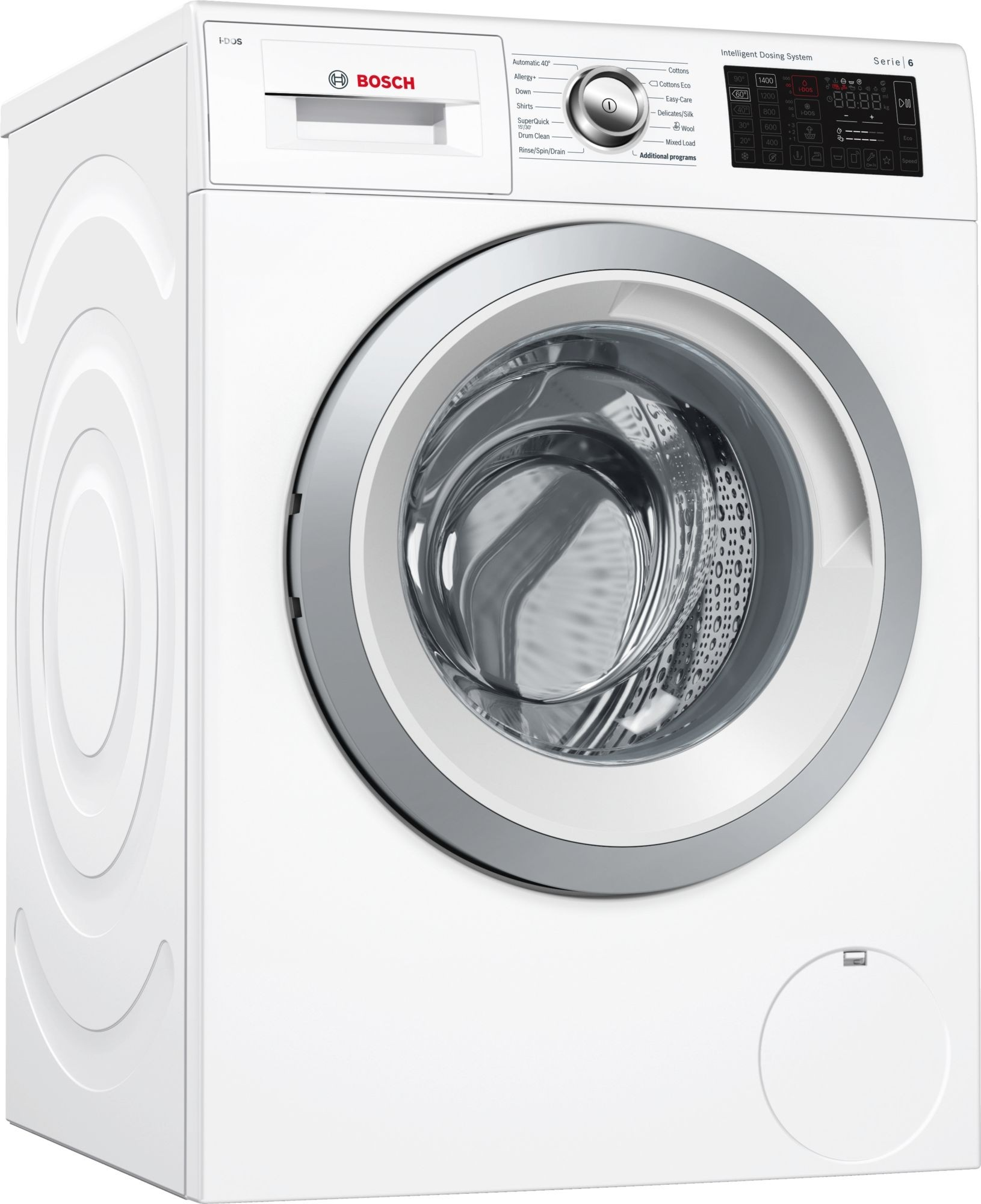 Bosch WAT286H0GB 9kg 1400rpm Washing Machine