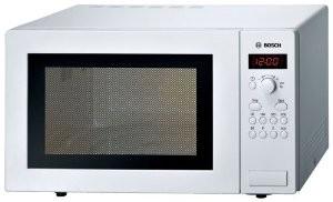 Bosch HMT84M421B Microwave