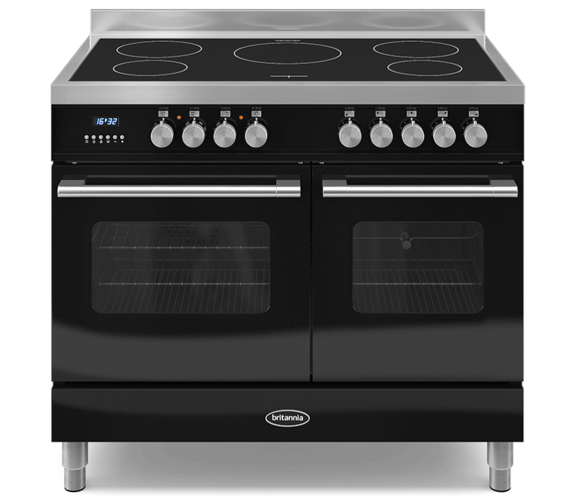 Britannia Delphi 100cm Twin RC10TIDEK Electric Range Cooker
