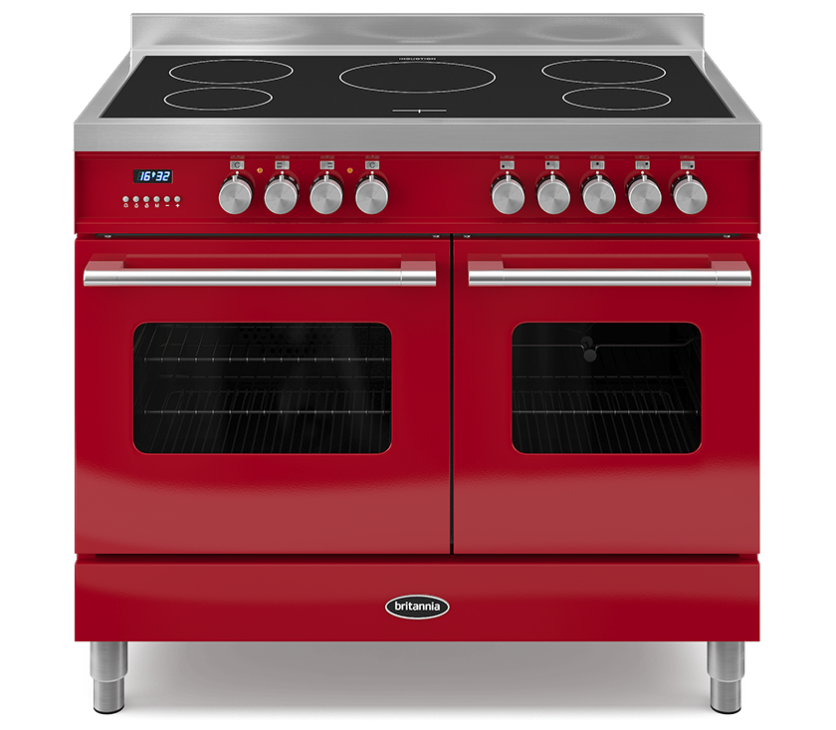 Britannia Delphi RC10TIDERED Electric Range Cooker