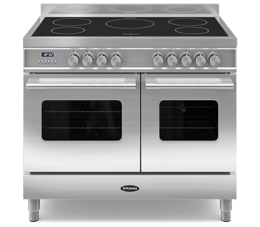 Britannia Delphi 100cm Twin RC10TIDES  Electric Range Cooker