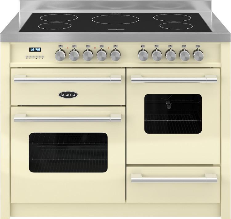 Britannia Delphi RC11XGIDECR Electric Range Cooker