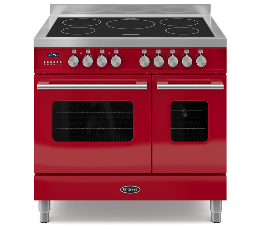 Britannia Delphi RC9TIDERED Electric Range Cooker