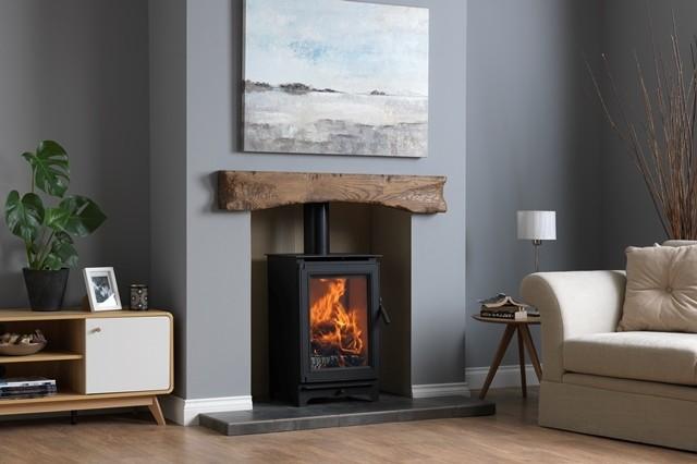 Burley 9605 Icarus 5 Wood Burning Stove