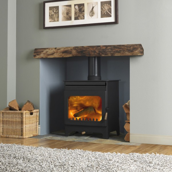 Burley 9108C Brampton Fireball Wood Burning Stove