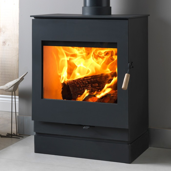 Burley 9308C Swithland Firecube Wood Burning Stove