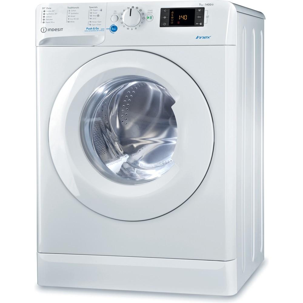 Indesit BWE71452WUKN 7kg 1400rpm Washing Machine