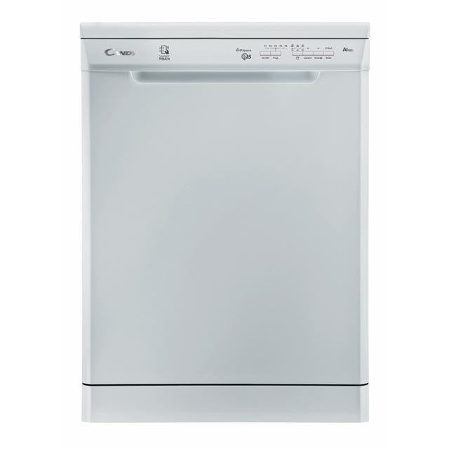 Candy CDP1LS57W80 Full Size Dishwasher