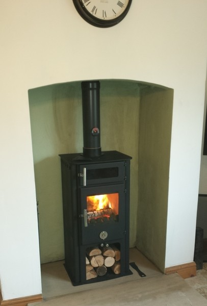 Chilli Penguin - The High & Mighty Penguin Stove
