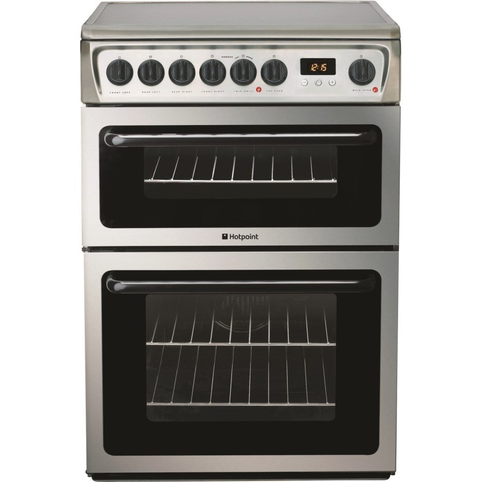 Hotpoint HAE60X Electric Cooker