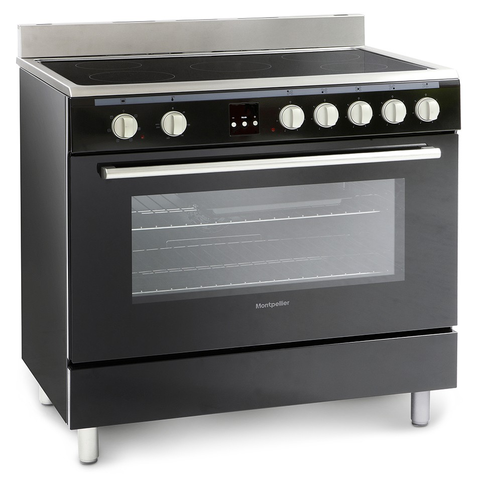 Montpellier MR90CEMK Range Cooker
