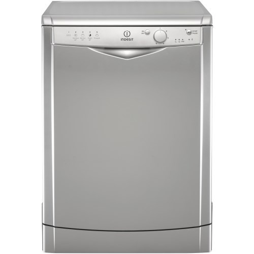 Indesit DFG15B1S Full Size Dishwasher
