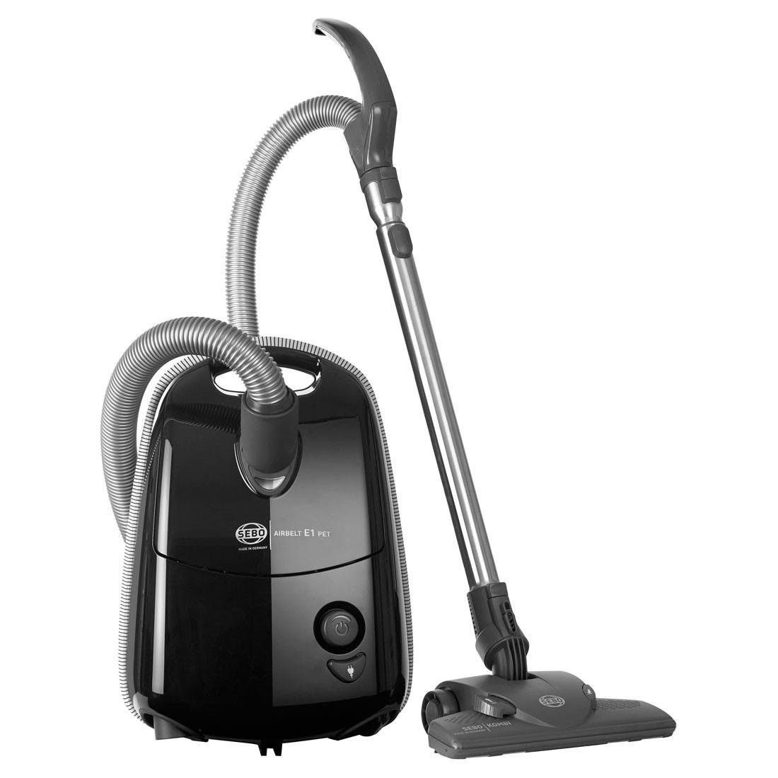 Sebo Airbelt E1 Pet ePower Vacuum Cleaner