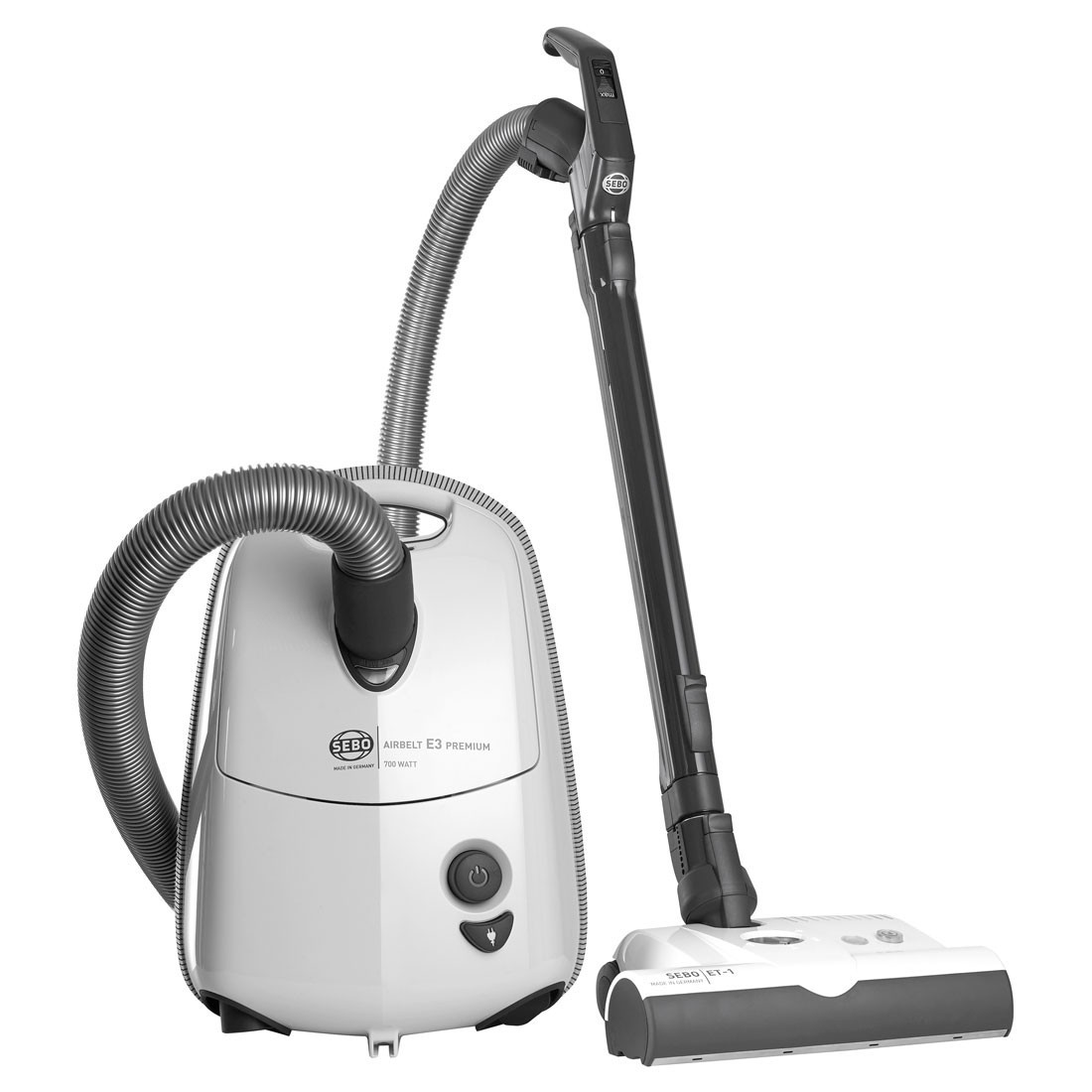 Sebo Airbelt E3 Premium ePower Vacuum Cleaner