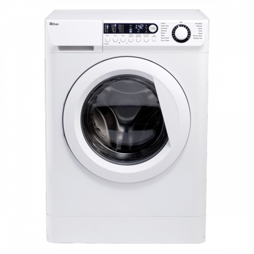 Ebac AWM74D2HWH 7kg 1400rpm Hot & Cold Fill Washing Machine
