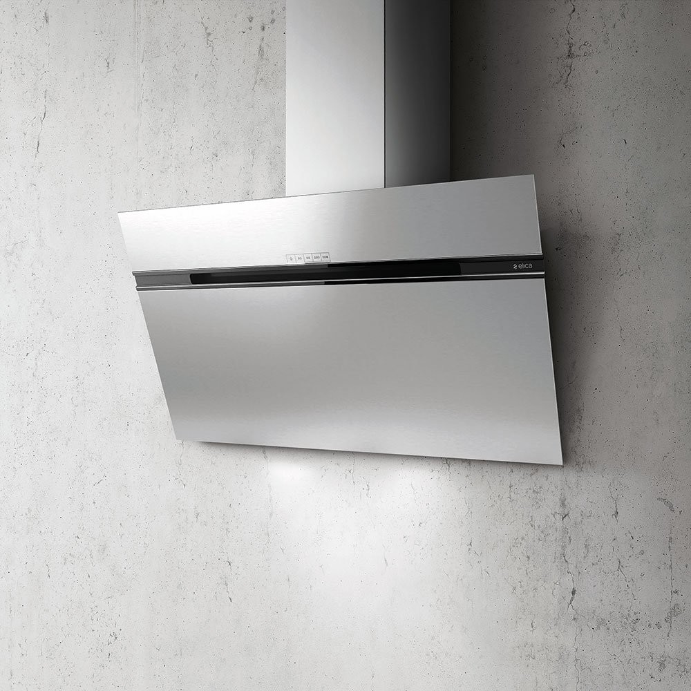 Elica ASCENT90SS Chimney Hood