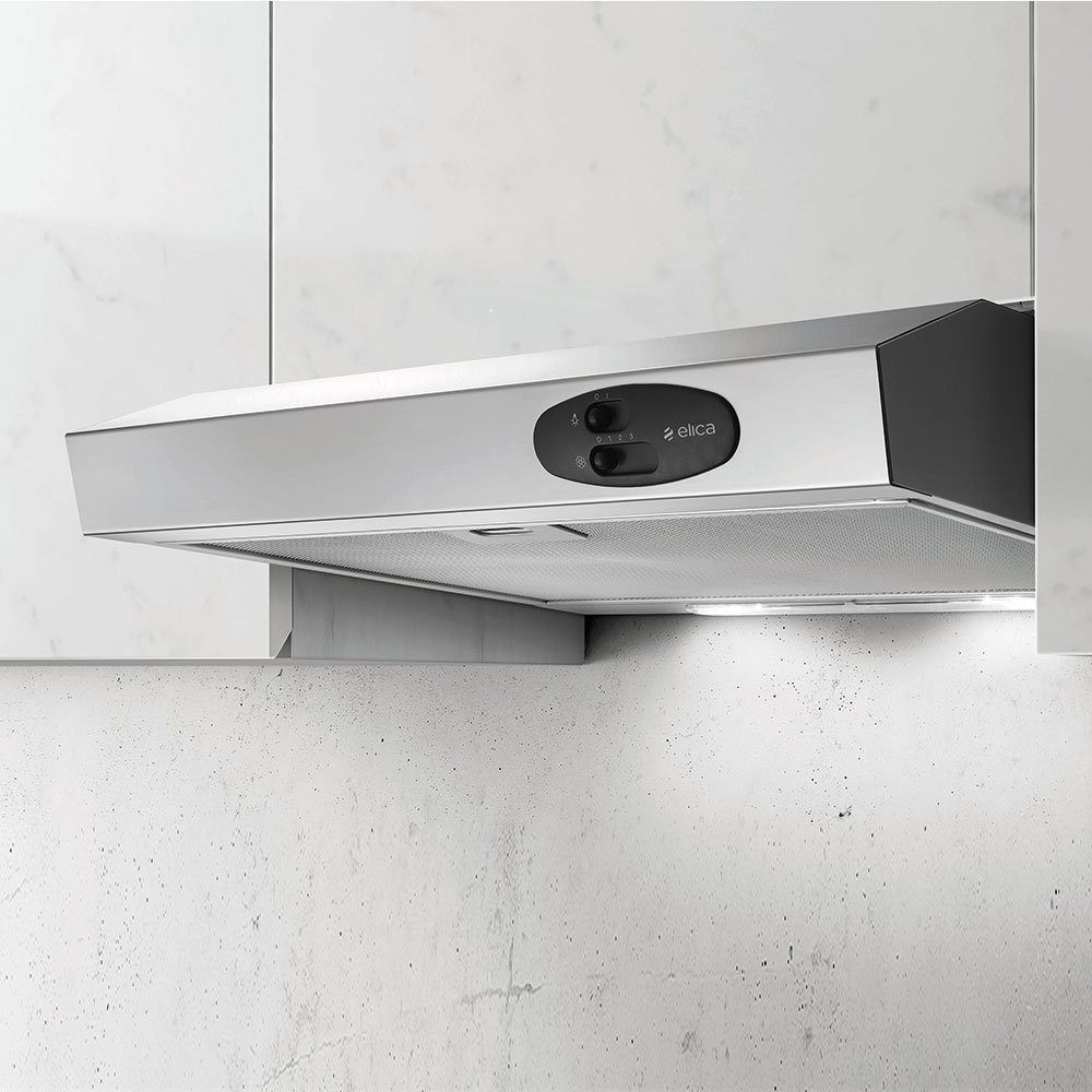 Elica KREAST60WH Integrated Extractor Hood