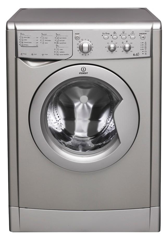 Indesit IWDC6125S 6kg/5kg 1200rpm Washer-Dryer