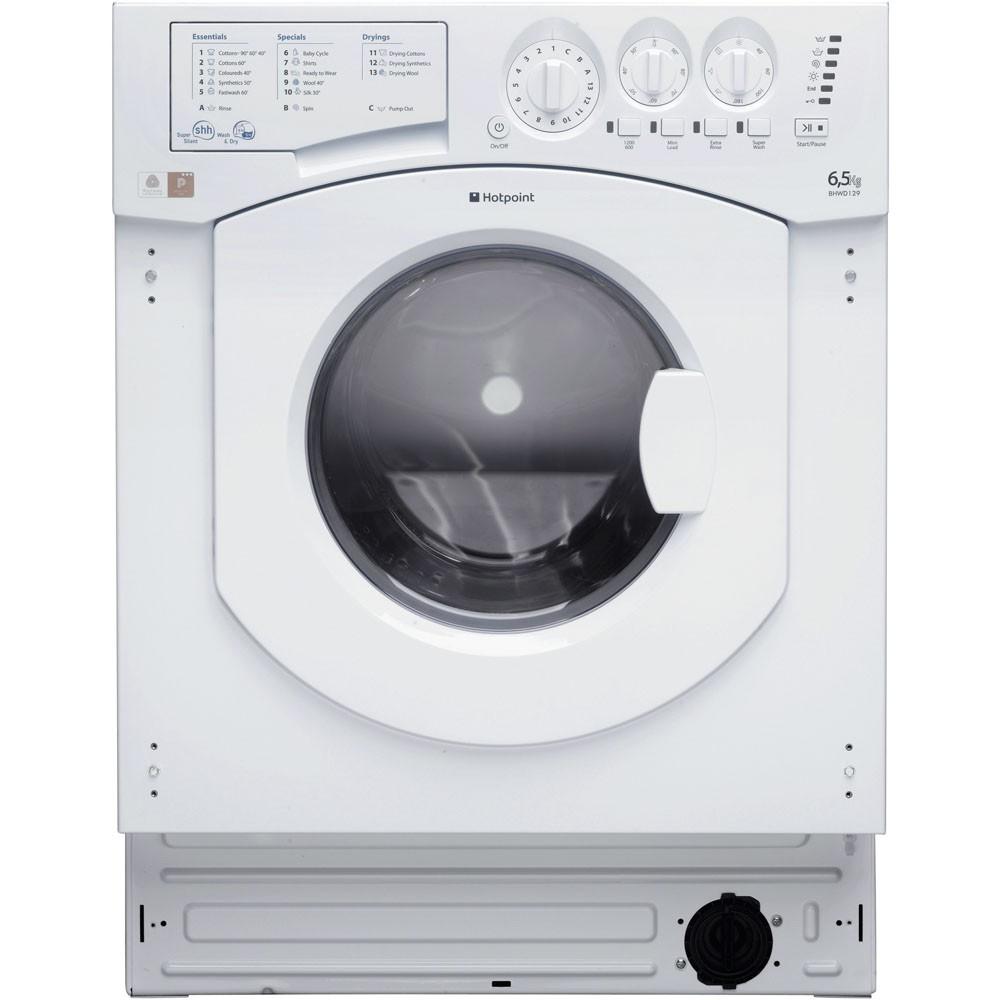 Hotpoint BHWD1291 6kg/5kg 1200rpm Washer-Dryer