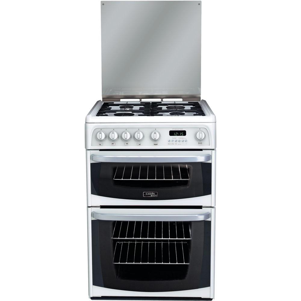 Hotpoint CH60GCIW Gas Cooker