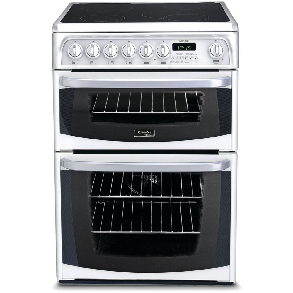 Hotpoint CH60EKW Electric Cooker