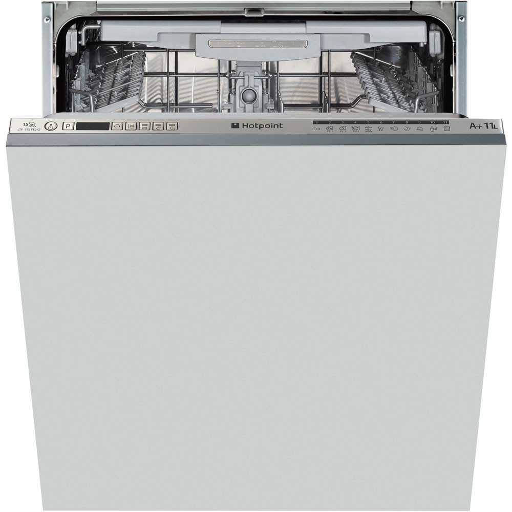 Hotpoint LTF11S1120 Full Size Dishwasher