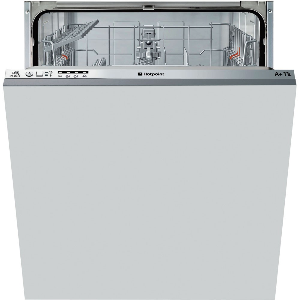 Hotpoint LTB4B019 Full Size Dishwasher