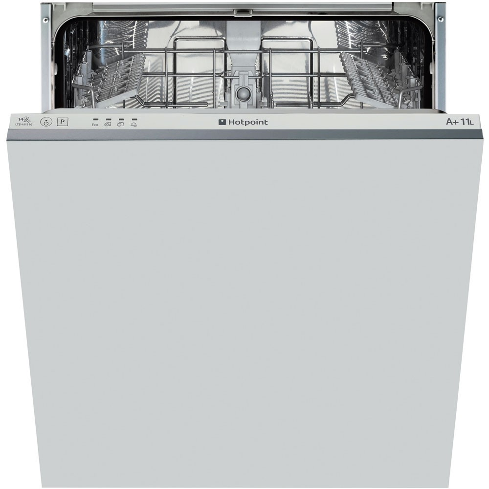 Hotpoint LTB4M116 Full Size Dishwasher