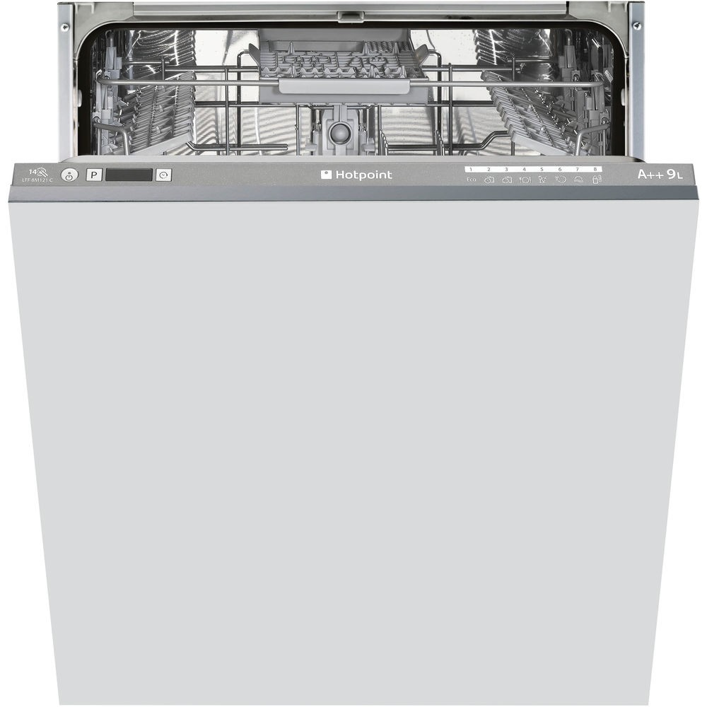 Hotpoint LTF8M121C Full Size Dishwasher