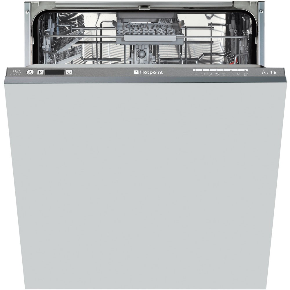 Hotpoint LTF8B019 Full Size Dishwasher