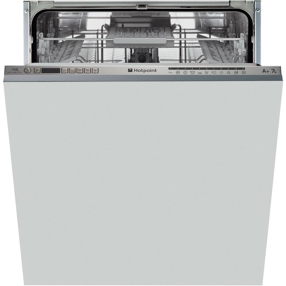 Hotpoint LTF11M1137C Full Size Dishwasher