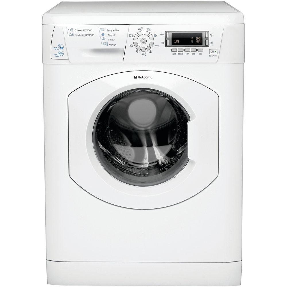 Hotpoint WDD750P 7kg/5kg 1400rpm Washer-Dryer